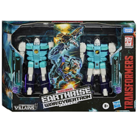 Transformers Earthrise WFC-E30 Clones Pounce & Wingspan - Pre order