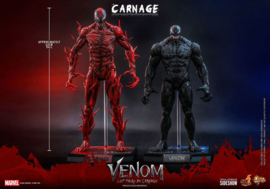 Hot Toys Venom: Let There Be Carnage MMS PVC AF 1/6 Carnage - Pre order