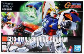 1/144 HGFC Shining Gundam