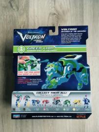 Playmates Voltron Basic Action Figure - Green Lion