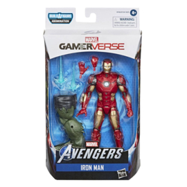 Marvel Legends Iron Man (Avengers Video Game)