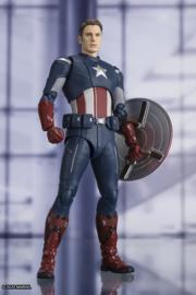 S.H. Figuarts AE Captain America Cap VS Cap - Pre order