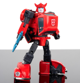 Takara Masterpiece MP-21R Bumblebee Red