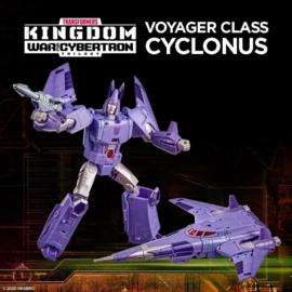 Hasbro WFC Kingdom Voyager Cyclonus - Pre order