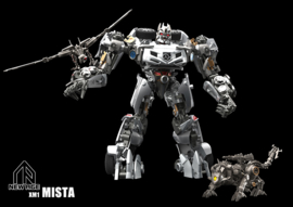Newage NA XM1-B Mista (Soundwave+Laserbeak+Ravage)