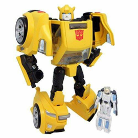 Takara Legends LG-54 Bumble & Exo-Suit Spike