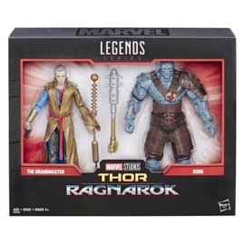Marvel Legends Grandmaster & Korg