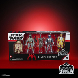 Star Wars Celebrate the Saga Action Figures 5-Pack Bounty Hunters