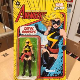 Marvel Legends Recollect Retro Carol Denvers