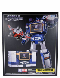 Takara MP-13 Soundwave [Reissue] - Pre order