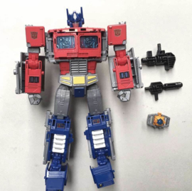 Hasbro Potp Leader Optimus Prime without box