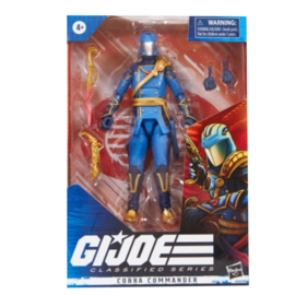 G.I. Joe Classified Series Cobra Commander [Regal Variant]
