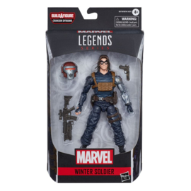 Marvel Legends Winter Soldier - Pre order
