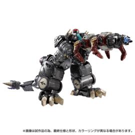 Takara Diaclone Reboot DA-76 Warudaros Ghoul Head - Pre order