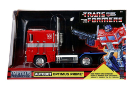 Jada Transformers Diecast Model 1/24 G1 Optimus Prime