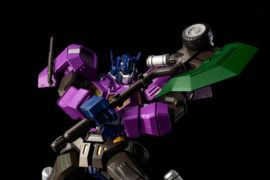 Flame Toys Furai Model Shattered Glass Optimus Prime [Attack Mode]