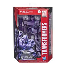 Hasbro Transformers R.E.D. Reformatting Megatron