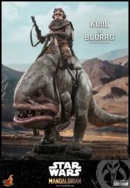 Hot Toys Star Wars The Mandalorian AF 2-Pack 1/6 Kuiil & Blurrg - Pre order