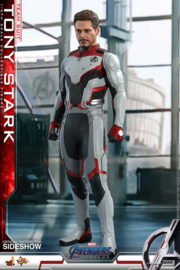 Hot Toys Avengers: Endgame MM AF 1/6 Tony Stark (Team Suit) - Pre order