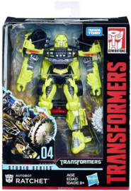 Studio Series Premier SS-04 Ratchet