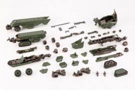 Hexa Gear Plastic Model Kit 1/24 Hightrager
