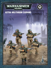 ETB Imperial Guard Cadians