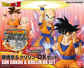 Figure-rise Dragon Ball Z Son Goku & Krillin DX Set
