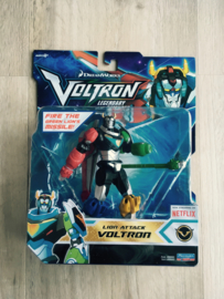 Playmates Voltron Basic Action Figure - Lion Attack