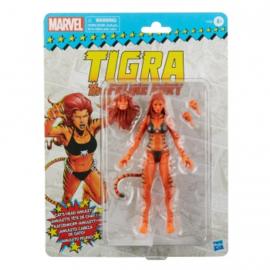 Marvel Legends Retro Collection Tigra - Pre order