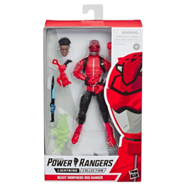 Power Rangers Beast Morphers Red Ranger - Pre order