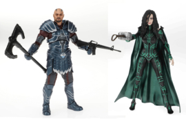 Marvel Legends 80th Anniversary Hela & Skurge