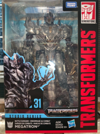 Hasbro Studio Series SS-31 Battle Damaged Megatron