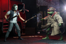 Neca Teenage Mutant Ninja Turtles 2-Pack Casey Jones & Raphael in Disguise