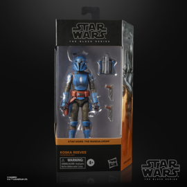 Black Series AF Koska Reeves - Pre order