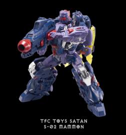 TFC Satan S-02 Mammon