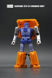 Badcube OTS-01 Huff [Reissue 2021] - Pre order