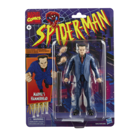 Marvel Legends Spider-Man Retro Hammerhead - Pre order