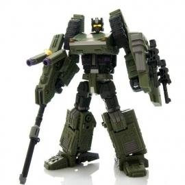 Warbotron WB01B Heavy Noisy