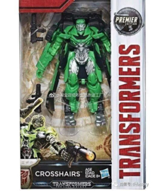 Hasbro The Last Knight Deluxe Crosshairs