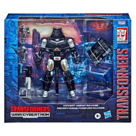 Hasbro Covert Agent Ravage 2-pack [SDCC Exclusive]