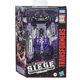 Hasbro WFC Siege Deluxe WFC-S41 Barricade