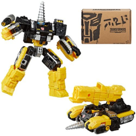 Hasbro WFC-GS08 Deluxe Powerdasher Drill Zetar [Asia Release]