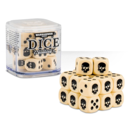 Citadel Dice Cube Ivory