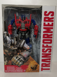 Hasbro TF4 Voyager Optimus Prime [Eviasion Mode]