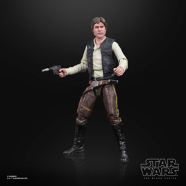 Black Series AF Han Solo (Endor) (Episode VI)