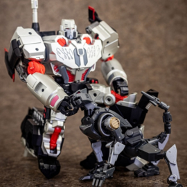 MMC R-40 Jaguar with Tyrantron upgrade kit