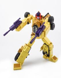 X-Transbots MX-XVI Overheat