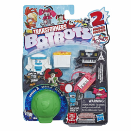 Hasbro Botbots Serie 2 Music Mob C [set of 5]