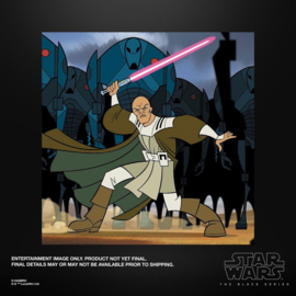 Star Wars The Clone Wars Black Series AF 2022 Mace Windu - Pre order