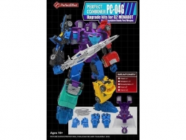 Perfect Effect Combiner Upgrade Set PC-04G Menasor